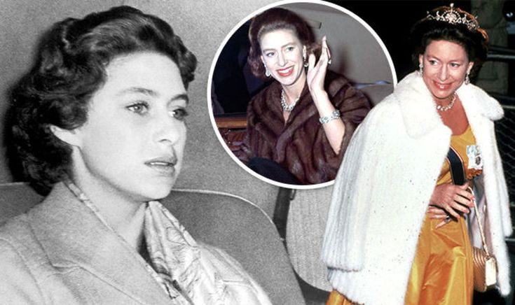 REAL Princess Margaret: Sexy, slinky and a little manic, how Queen's sister shocked royals