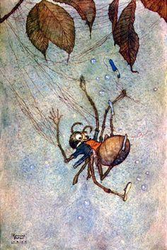 The Big Spider's Diamonds