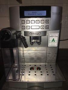a delonghi ecam 22360s 8 tazas cafetera plata