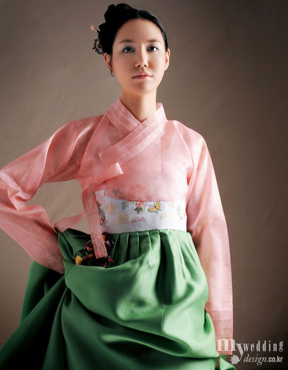 #Hanbok Design by Damhan