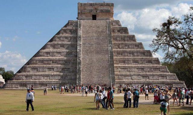 Πυραμίδα στο Μεξικό κρύβει άλλες δύο στο εσωτερικό της, σαν μια «ρωσική μπάμπουσκα»
