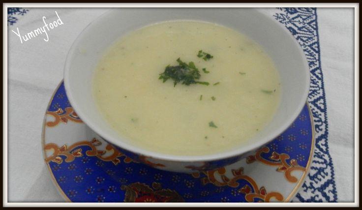 8 – Soupe mange graisse