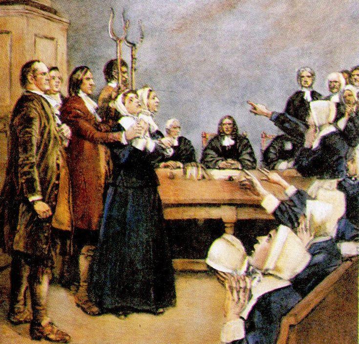 essay on the salem witchcraft trials