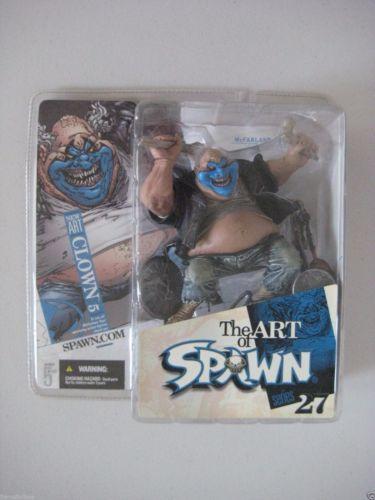 Spawn Clown Series 27 Mcfarlane Toys New