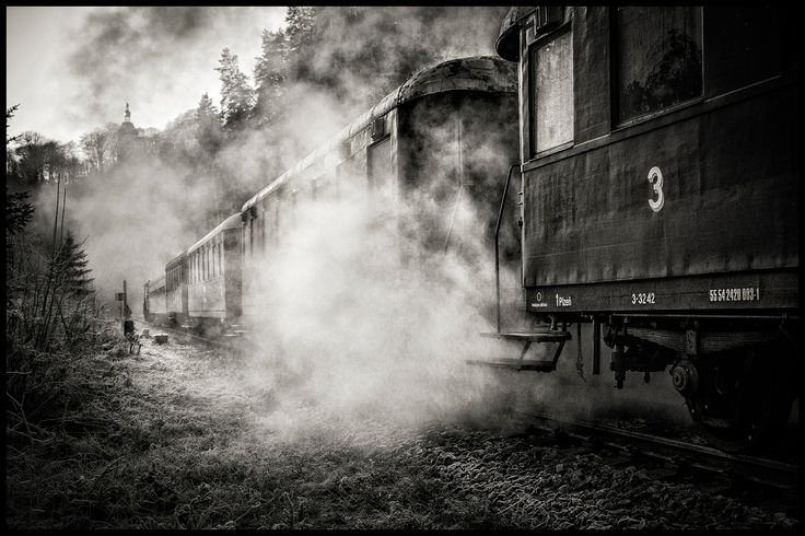 old train - null