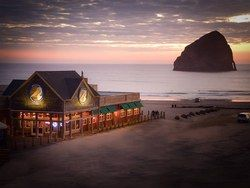 The Pelican Pub and Brewery, Pacific City, Oregon  See 11 other picturesque breweries, where the beers and the scenery are equally good at https://www.cntraveler.com/gallery/12-us-breweries-where-the-views-match-the-beer  #brewery #wanderlust #travel #beer #goodthings