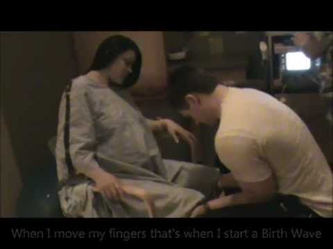 ▶ Oliver's Gentle Water Birth / HypnoBirth. By Auckland HypnoBirthing, New Zealand - YouTube