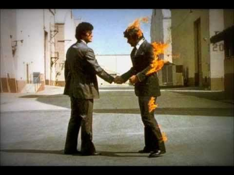 """PINK FLOYD - """"Wish You Were Here"""" (remastered)"""
