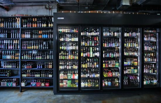 City Beer Store Celebrates 7 Years.   One of my favorite places in the city.