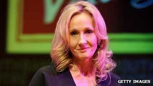 JK Rowling has published crime novel under pseudonym