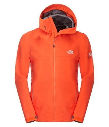 95face1a85 North face point five ng jacket - acrylic orange xl extra large .