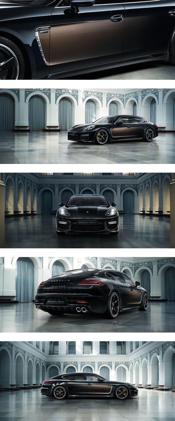 2015 Porsche Panamera Special Edition