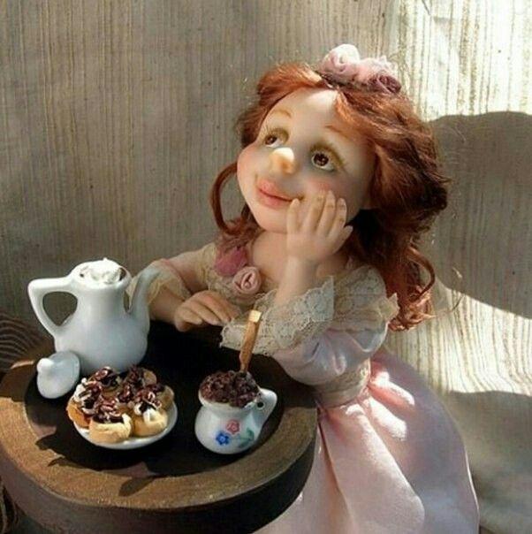 картинки с добрыми куклами сделать угловой шкаф