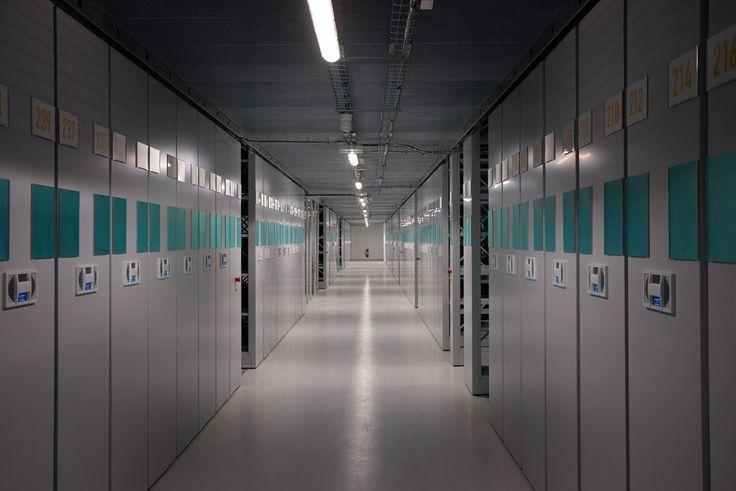 University archives, Bussy-saint-Georges (77) - Epaurif - Antonini Darmon