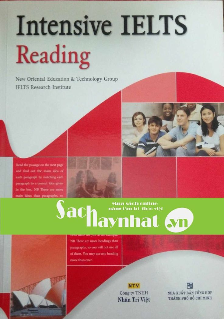 Intensive IELTS - Reading | sachhaynhat - sachhay