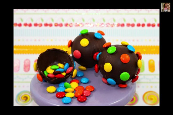 Candy crush candy bomb made out of candy melts put into a cake pop mold then put some m&ms inside and glue it with melted candy melts and u have a candy bomb!