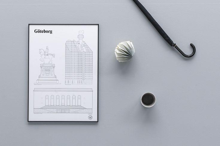 Print Göteborg Studio Esinam