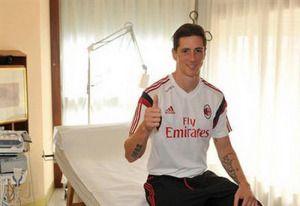 Fernando Torres Milan 2014-2016