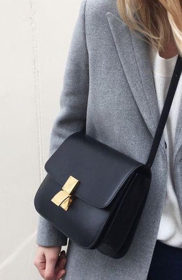 Le sac de l'été, sans aucun doute, c'est le Classic Bag de Céline à retrouver en ligne ! // www.leasyluxe.com #beauty #minimalist #leasyluxe