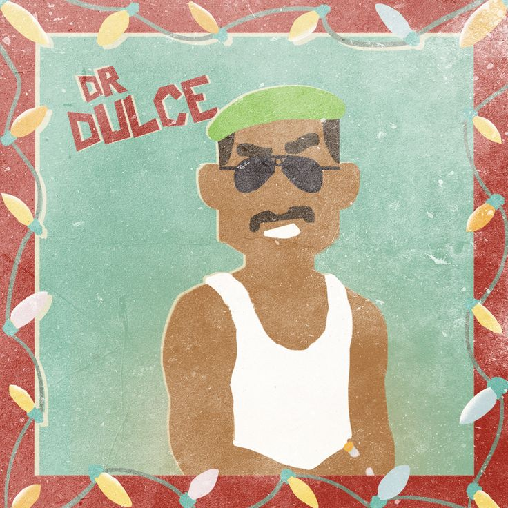 He may not be much of a rapper but Dr Dulce sure is a damn fine wrapper, and during Havanamas that's the only thing that counts // http://neverhi.de/qf8r