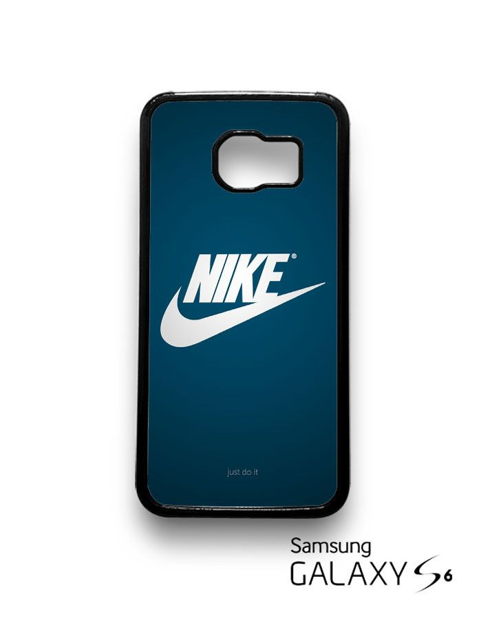 Nike Blue Samsung Galaxy S6 S6 Edge Case by thecase
