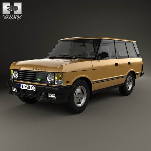 Land Rover Range Rover L405 2014 3d Model From Humster3d: 42 Best Images About Land Rover 3D Models On Pinterest