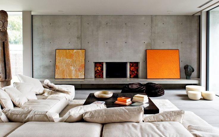 Interiors And Architecture Designed By One Hand