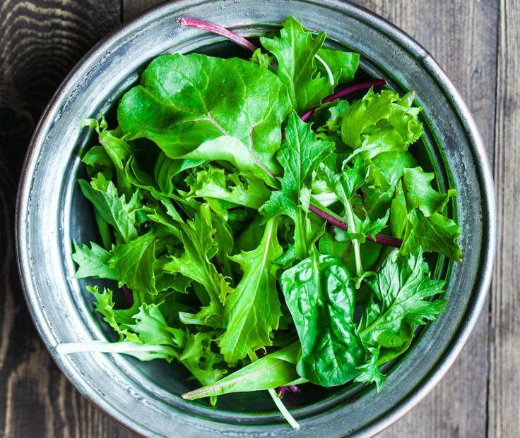 Τα σκουροπράσινα, φυλλώδη λαχανικά βοηθούν αποτελεσματικά στην πρόληψη από το γλαύκωμα. Διαβάστε περισσότερα!