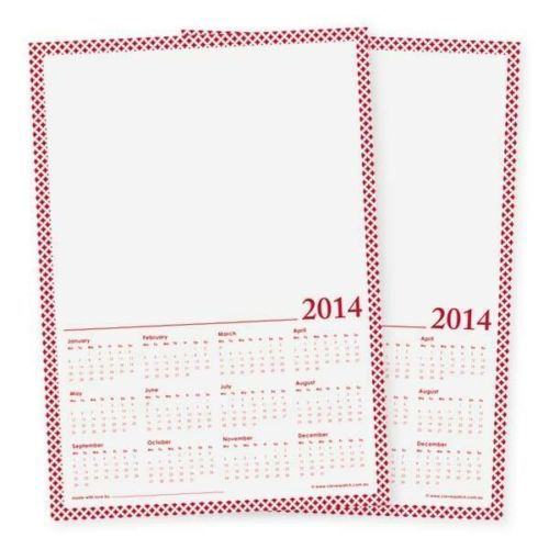 Make your own Calendar - - - FREE DELIVERY ACROSS AUSTRALIA