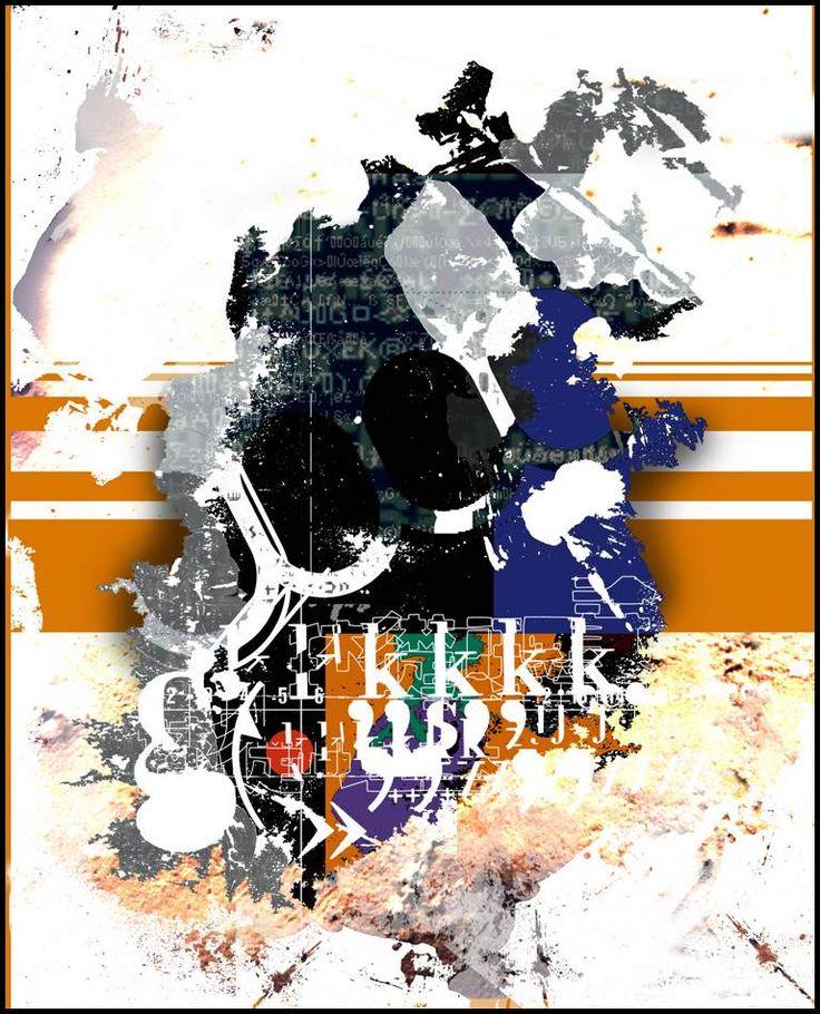 Art by Ulrik Claesson. 1996 IDN-cover