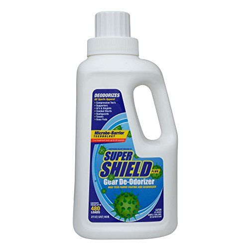 Defense Soap Super Shield Antibacterial Laundry Treatment  Deodorizer 32 Oz  Add To Wash Rinse Cycle To Help Protect Against Fungus and Bacteria That Cause Ringworm Jock Itch and Athletes Foot ** You can get additional details at the image link.