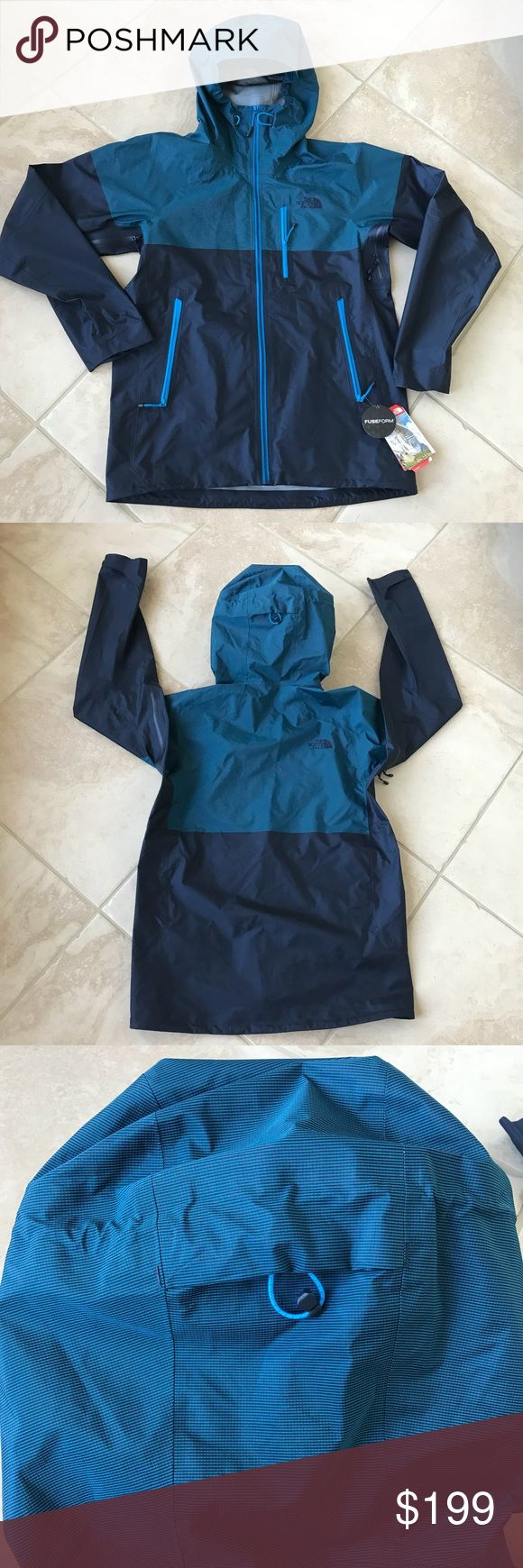 The North Face Fuseform Matrix Rain Jacket $449 NWT The North Face Men's fuceform Rain Jacket The North Face Jackets & Coats
