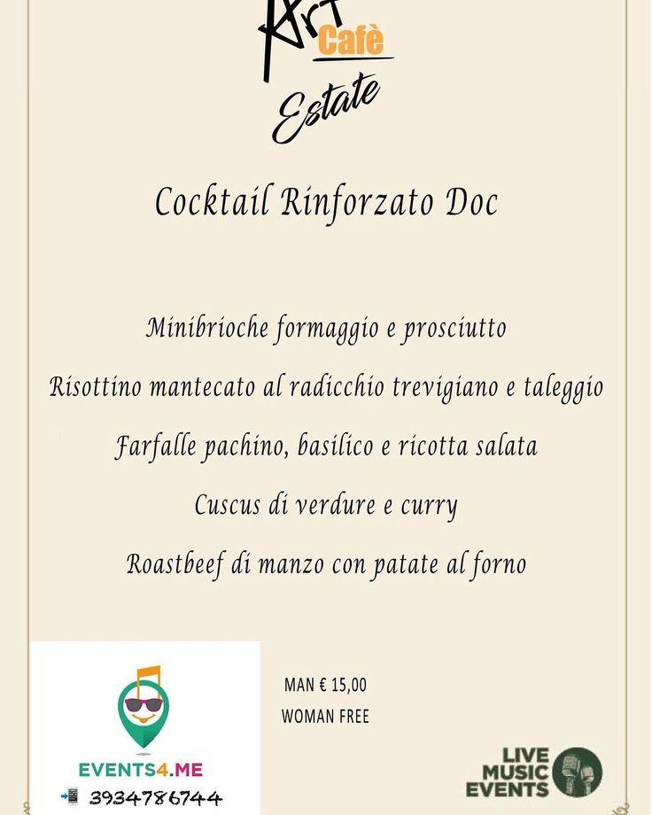 TUTTO GRATIS : cena drink e ingresso per donne prenotate 15 uomo. POSTI LIMITATI  3934786744 #EVENTS4ME
