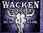 W:O:A - Wacken Open Air : Billing/Bands 2013