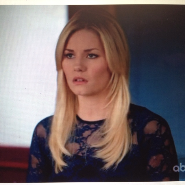 Elisha Cuthbert hairstyle. Happy Endings. Love the length and layers