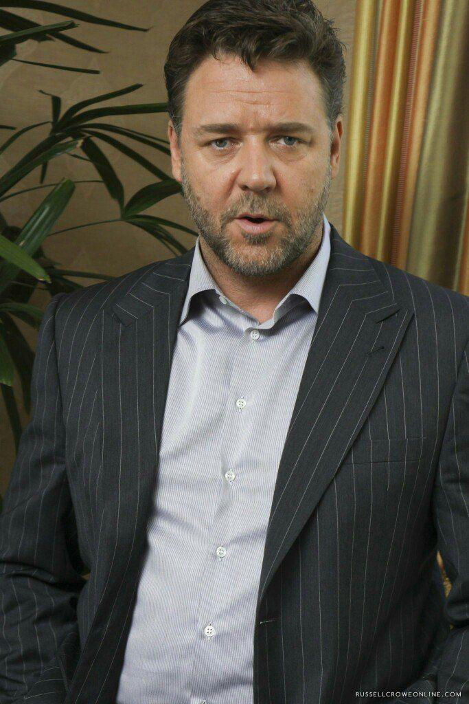 """Пресс-конференция """"Робин Гуда"""" в отеле """"Four Seasons"""". Беверли Хиллз, 23 апреля 2010 года."""