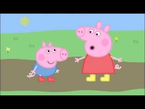 Peppa Pig English Episodes - Full Episodes - Season 4 Episodes 9-10