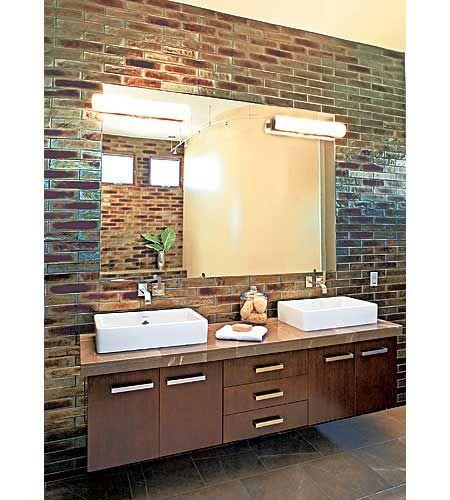 Bathroom Granite Ideas: Tile And Granite Bathrooms: 10+ Handpicked Ideas To