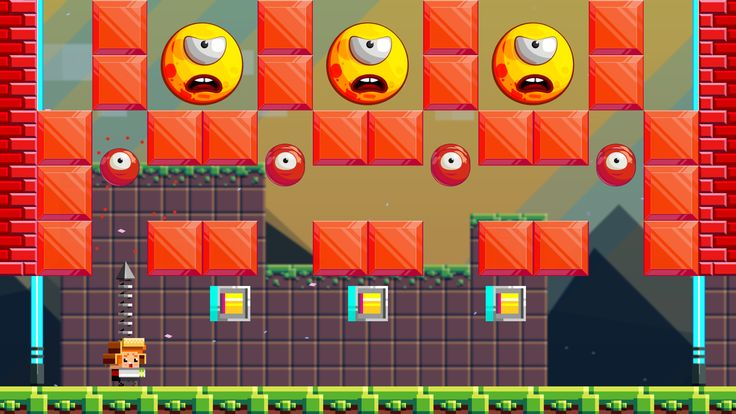 Eclipse Games confirm Xbox One, PS4, Vita, Wii U and PC release date for Spheroids Did you love Pang? Were you a fan of Buster Bros? You'll probably love Spheroids...and it'll be coming to a gaming device near you soon.  http://www.thexboxhub.com/eclipse-games-confirm-xbox-one-ps4-vita-wii-u-pc-release-date-spheroids/