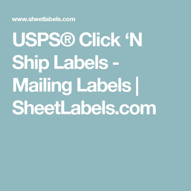 The 25+ best Mailing labels ideas on Pinterest Print address - free printable shipping labels
