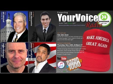 "Power Interview Night! (11/10) ""Stefan Molyneux, Pastor Darrell Scott & Richard Baris!"" - YouTube"