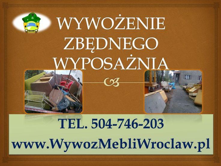 Opróżnianie mieszkań Wrocław, opróżnianie piwnic, opróżnianie strychu, garażu pomieszczenie, wywóz zbędnych rzeczy, tel 504-746-203, Wrocław, http://wywozmebliwroclaw.pl/