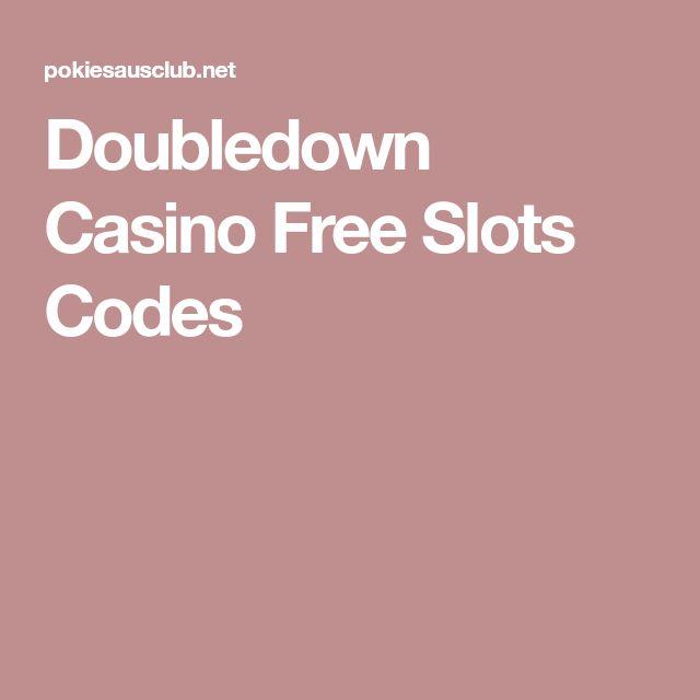Doubledown Casino Free Slots Codes