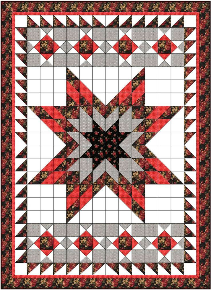 Quilting Templates Square : Best 25+ Lone star quilt ideas on Pinterest Lone star quilt pattern, Quilting tutorials and ...