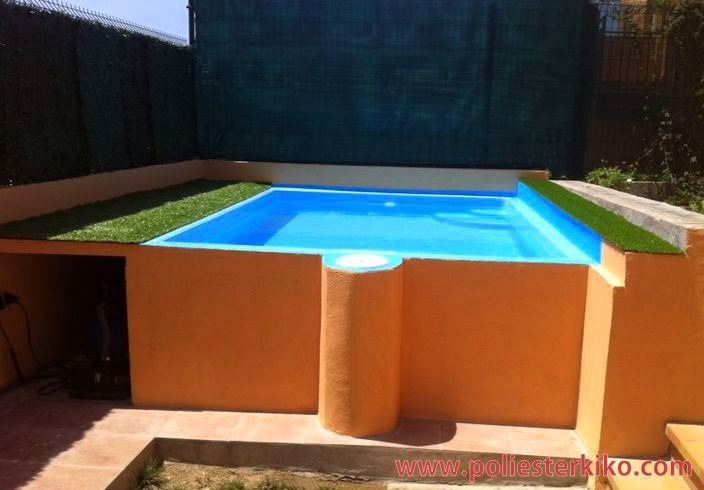 the 25 best piscinas poliester ideas on pinterest
