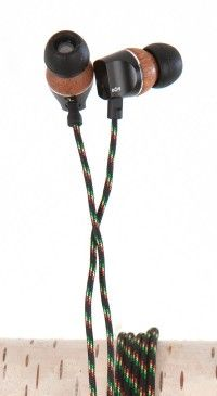 House of Marley Zion In-Ear Headphones. 1xdd, big V-shaped sound signature, work great with Comply Foam tips, just light enough to be used for running! $100-$150NZ