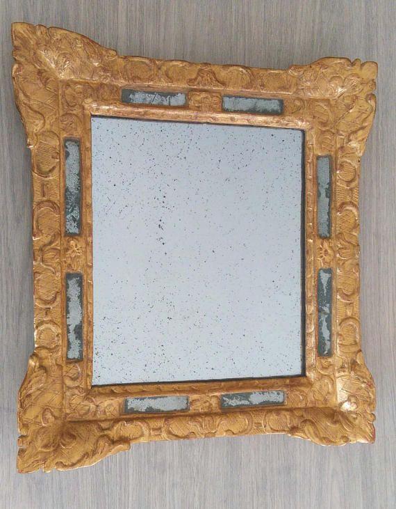 Les 25 meilleures id es de la cat gorie miroirs anciens for Miroir a l ancienne