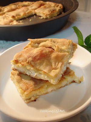 Μαγειρική(&)Τέχνη!: Απλό φύλλο για πίτα / Easy homemade filo pastry for cheese pie