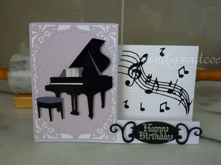 Another music card