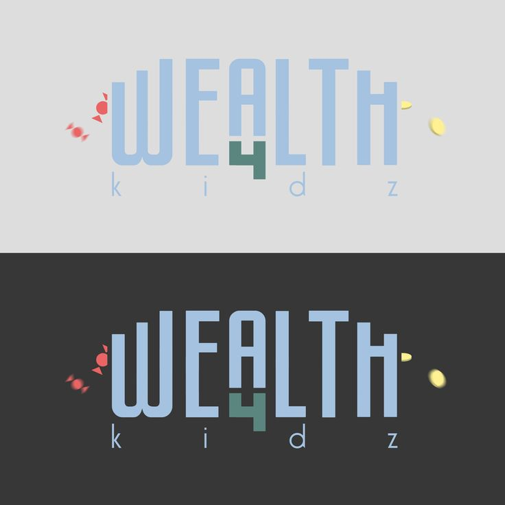 Wealth 4 kidz - logo